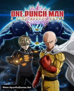 One Punch Man: A Hero Nobody Knows Cover, Poster, Full Version, PC Game, Download Free