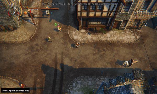 Rustler (Grand Theft Horse) Screenshot 1, Full Version, PC Game, Download Free