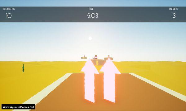 10 Second Shuriken Screenshot 1, Full Version, PC Game, Download Free