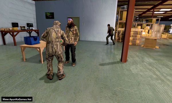 Duck Dynasty Screenshot 1, Full Version, PC Game, Download Free