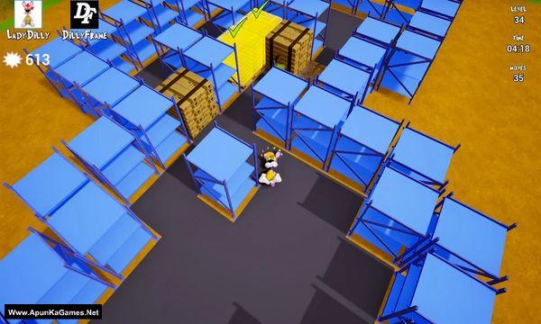 SokoBunny Screenshot 1, Full Version, PC Game, Download Free