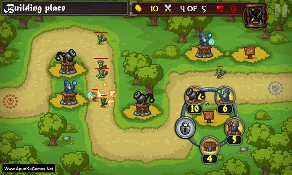 Tower Blitz Screenshot 1, Full Version, PC Game, Download Free