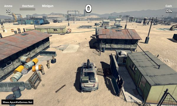 Zombies Don't Drive Screenshot 1, Full Version, PC Game, Download Free