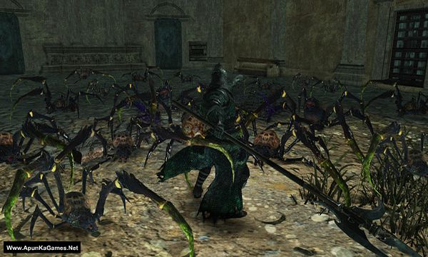 Dark Souls II Scholar of The First Sin Screenshot 2, Full Version, PC Game, Download Free