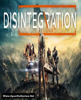Disintegration- Cover, Poster, Full Version, PC Game, Download Free