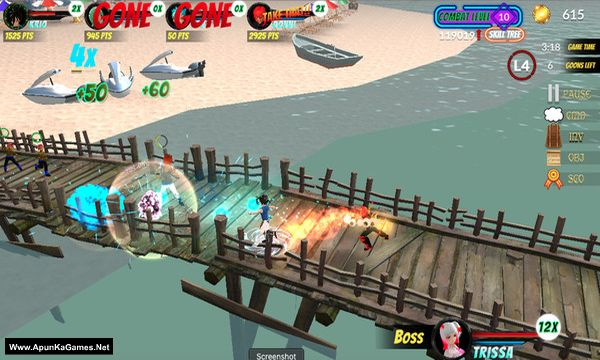 Dragon Little Fighters 2 Screenshot 2, Full Version, PC Game, Download Free