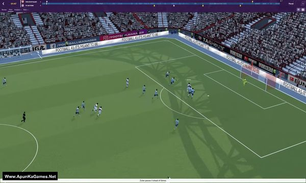 Football Manager 2020 Screenshot 2, Full Version, PC Game, Download Free