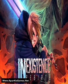Inexistence Rebirth Cover, Poster, Full Version, PC Game, Download Free