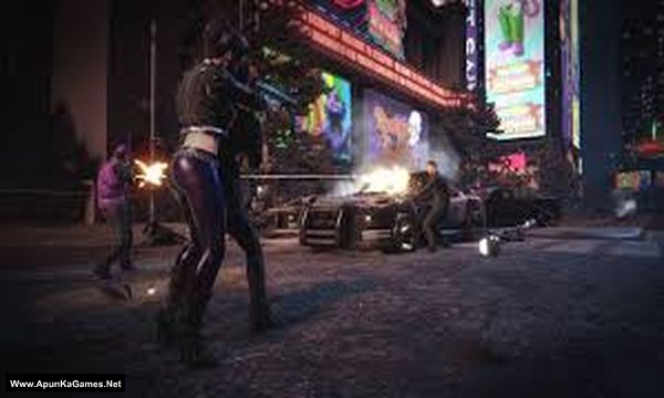 Saints Row The Third Remastered Screenshot 1, Full Version, PC Game, Download Free