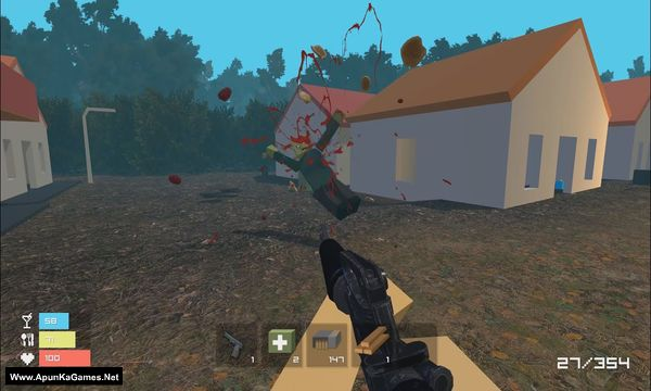 The Z Land : FPS Survival Screenshot 3, Full Version, PC Game, Download Free