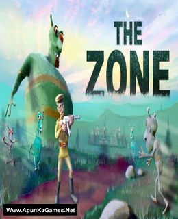 The Zone Cover, Poster, Full Version, PC Game, Download Free