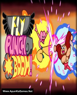 Fly Punch Boom! Cover, Poster, Full Version, PC Game, Download Free