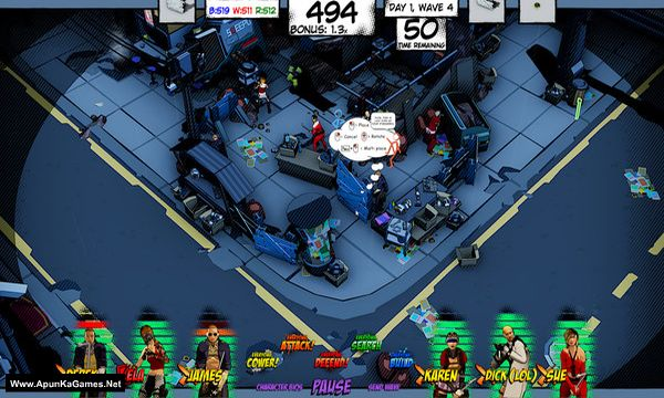 Space Raiders in Space Screenshot 2, Full Version, PC Game, Download Free