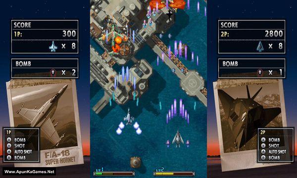 Strikers 1945 III Screenshot 1, Full Version, PC Game, Download Free