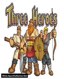 Three Heroes Cover, Poster, Full Version, PC Game, Download Free