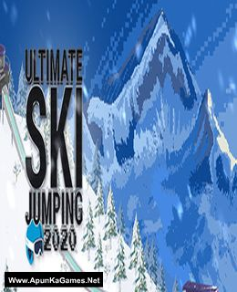 Ultimate Ski Jumping 2020 Cover, Poster, Full Version, PC Game, Download Free