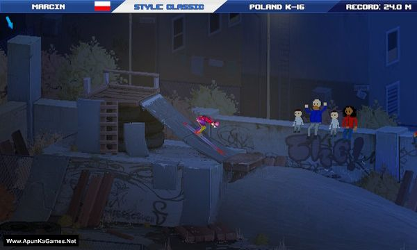 Ultimate Ski Jumping 2020 Screenshot 1, Full Version, PC Game, Download Free