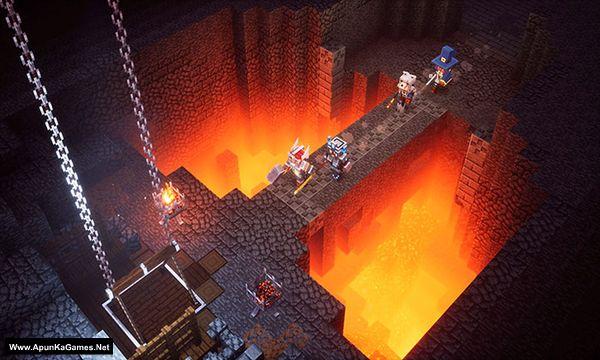 Minecraft Dungeons Screenshot 2, Full Version, PC Game, Download Free