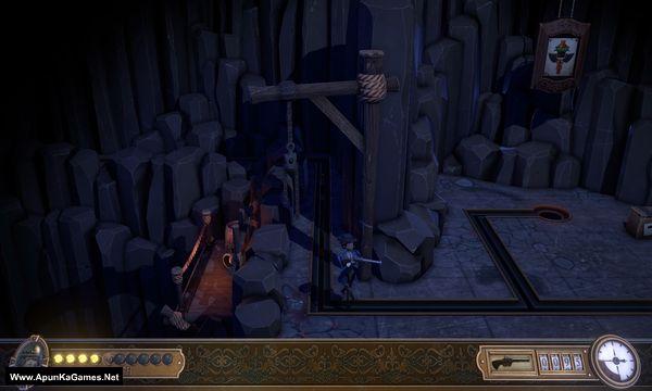 Bartlow's Dread Machine Screenshot 3, Full Version, PC Game, Download Free