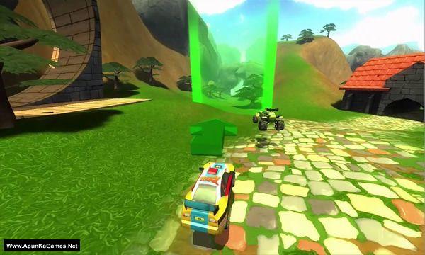 Crash Drive 2 Screenshot 3, Full Version, PC Game, Download Free