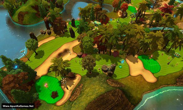 GolfTopia Screenshot 3, Full Version, PC Game, Download Free