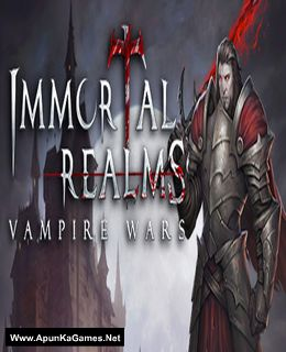 Immortal Realms: Vampire Wars Cover, Poster, Full Version, PC Game, Download Free