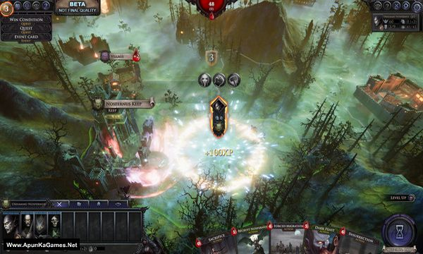 Immortal Realms: Vampire Wars Screenshot 1, Full Version, PC Game, Download Free