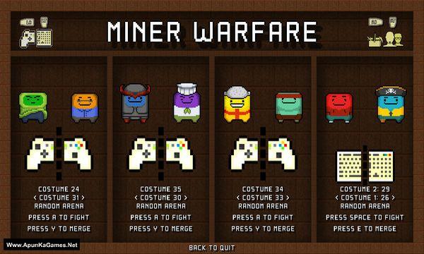 Miner Warfare Screenshot 2, Full Version, PC Game, Download Free