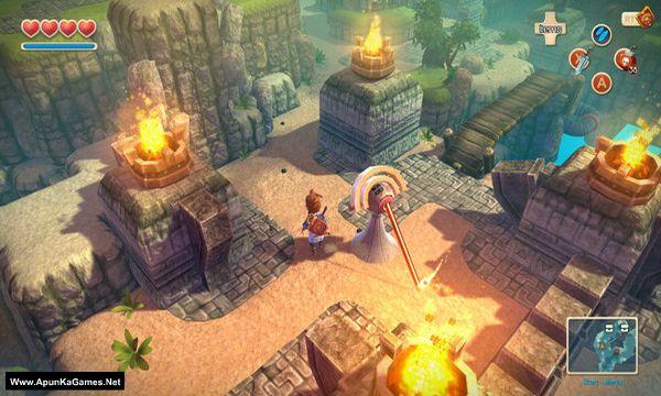 Oceanhorn: Monster of Uncharted Seas Screenshot 3, Full Version, PC Game, Download Free