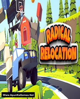 Radical Relocation Cover, Poster, Full Version, PC Game, Download Free