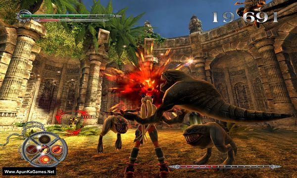 X-Blades Screenshot 2, Full Version, PC Game, Download Free