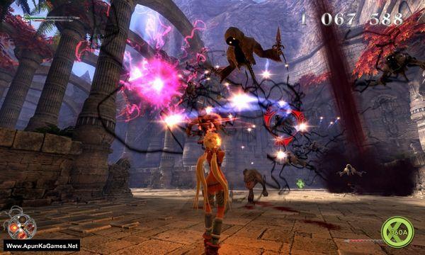 X-Blades Screenshot 3, Full Version, PC Game, Download Free