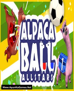 Alpaca Ball: Allstars Cover, Poster, Full Version, PC Game, Download Free