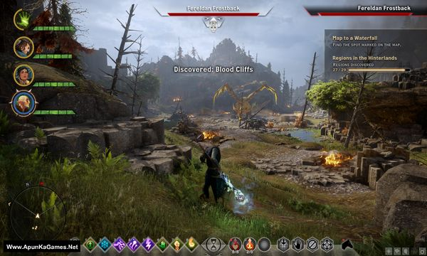 Dragon Age: Inquisition Deluxe Edition Screenshot 2, Full Version, PC Game, Download Free