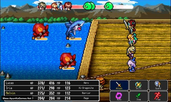 Dragon Lapis Screenshot 2, Full Version, PC Game, Download Free