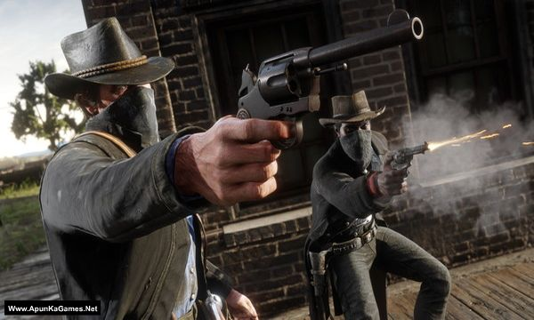 Red Dead Redemption 2 Screenshot 1, Full Version, PC Game, Download Free