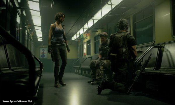 Resident Evil 3 Screenshot 1, Full Version, PC Game, Download Free