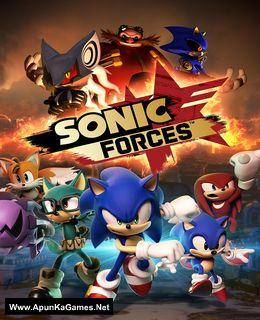 Sonic Forces Cover, Poster, Full Version, PC Game, Download Free