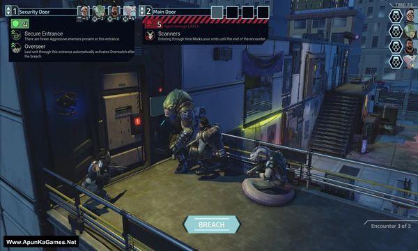 XCOM: Chimera Squad Screenshot 2, Full Version, PC Game, Download Free