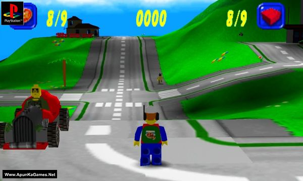 Lego Island 2: The Brickster's Revenge Screenshot 2, Full Version, PC Game, Download Free
