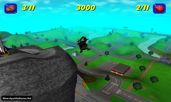 Lego Island 2: The Brickster's Revenge Screenshot 3, Full Version, PC Game, Download Free