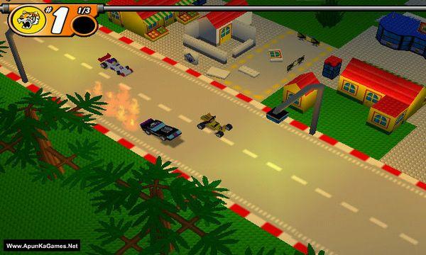Lego Stunt Rally Screenshot 1, Full Version, PC Game, Download Free