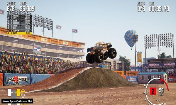 Monster Truck Championship Screenshot 3, Full Version, PC Game, Download Free