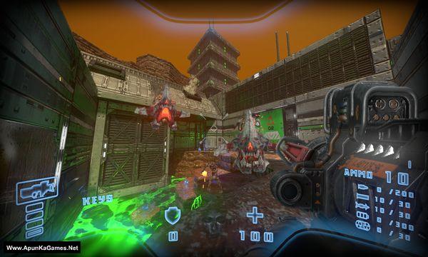 Prodeus Screenshot 1, Full Version, PC Game, Download Free
