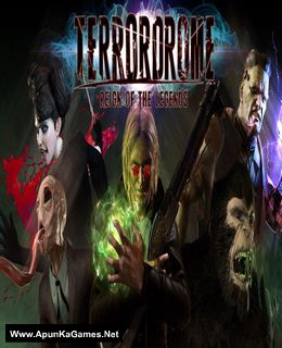 Terrordrome: Reign of the Legends Cover, Poster, Full Version, PC Game, Download Free