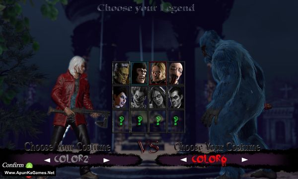 Terrordrome: Reign of the Legends Screenshot 2, Full Version, PC Game, Download Free
