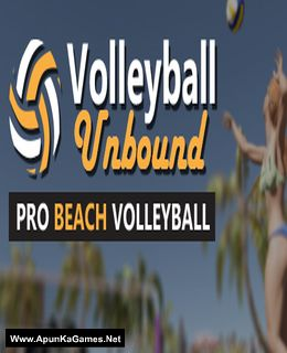 Volleyball Unbound: Pro Beach Volleyball Cover, Poster, Full Version, PC Game, Download Free