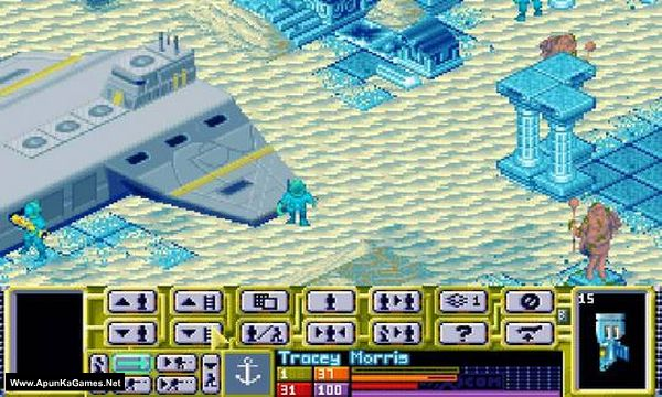 X-COM: Terror from the Deep Screenshot 3, Full Version, PC Game, Download Free