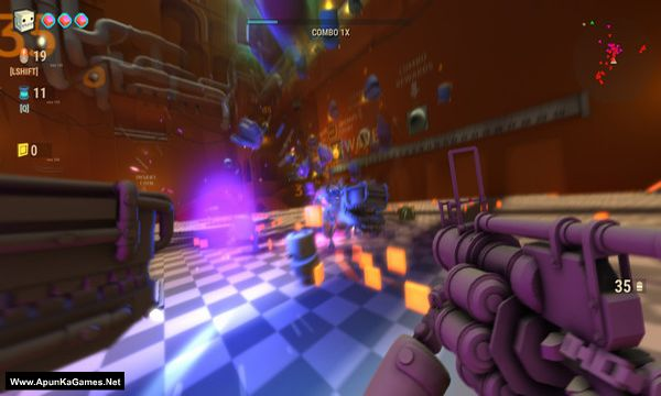 ARMORED HEAD Screenshot 2, Full Version, PC Game, Download Free