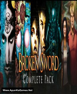 Broken Sword: Complete Pack Cover, Poster, Full Version, PC Game, Download Free